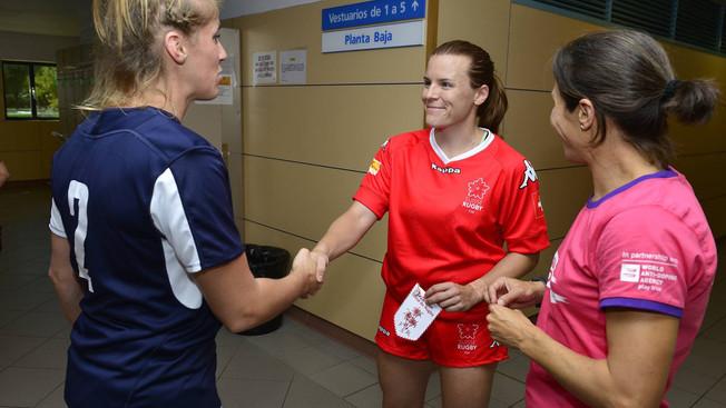 Captains HandshakeHolland