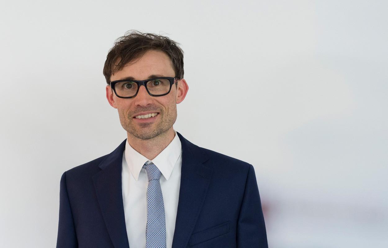 Lukas Brassel, Stv. Leiter Kommunaler Tiefbau F. Preisig AG