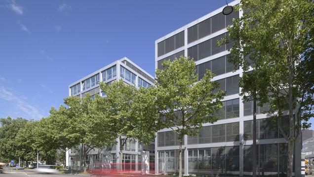Campus Türme an der Hagenholzstrasse