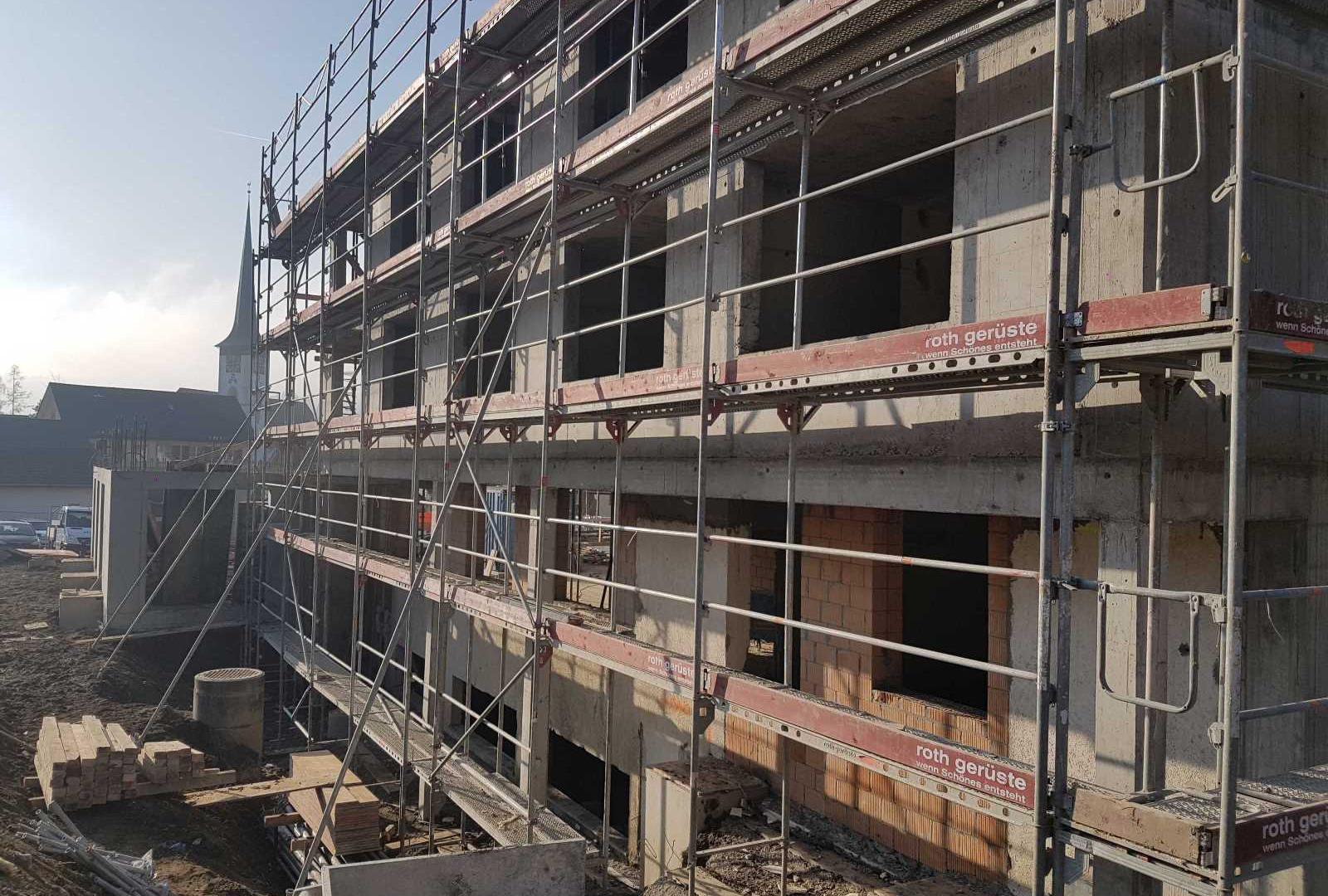 Lindehus Trakt C Fassadenerweiterung