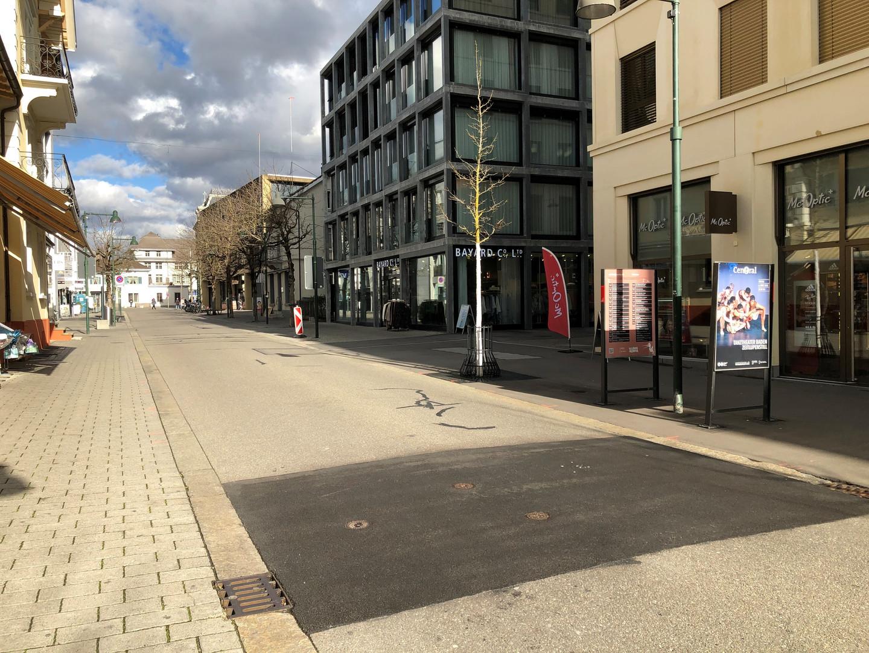 Grabeninstandsetzung Stadt Uster