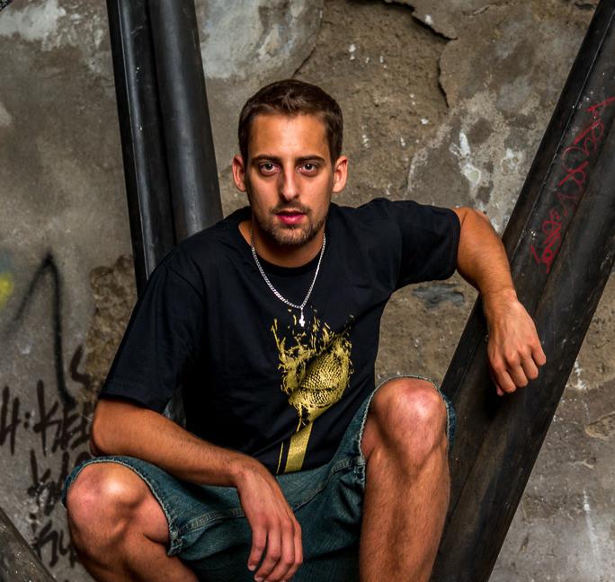 Immanuel Muheim Rapper