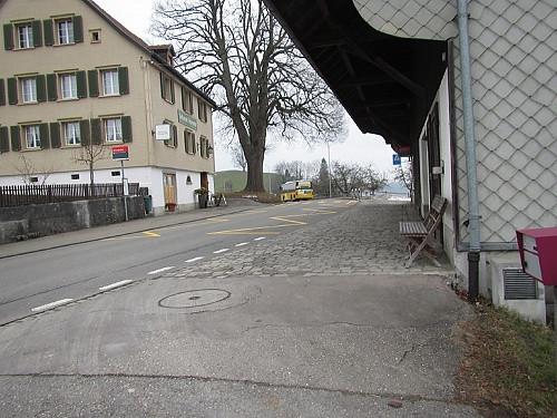 """Postautohaltestelle """"Schaugenhof"""""""