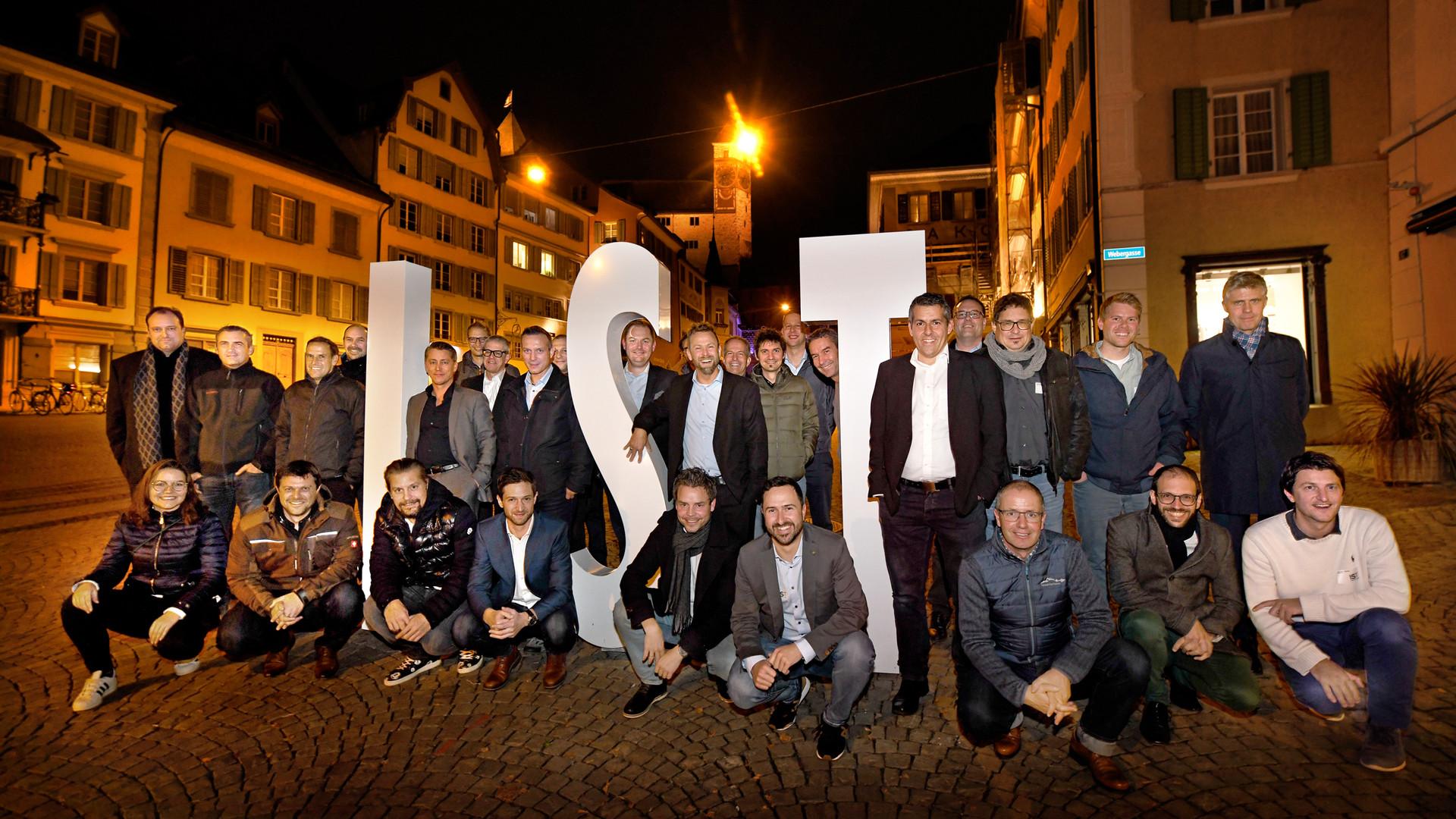 Gruppenbild IST InfraStrukturTreff