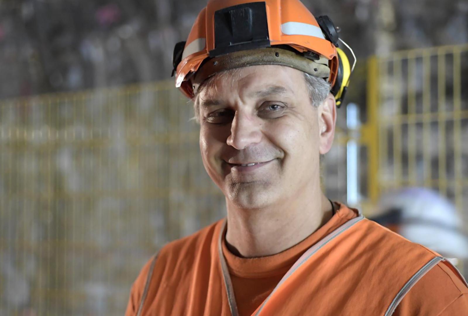 Marco Galli, Projektverantwortlicher der F. Preisig AG und Chefbauleiter