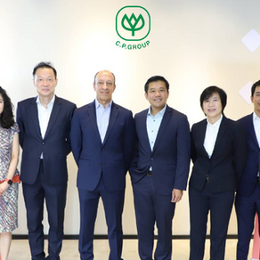 Thailand's C.P. Group partners with Plug and Play to drive positive global impact through innovation