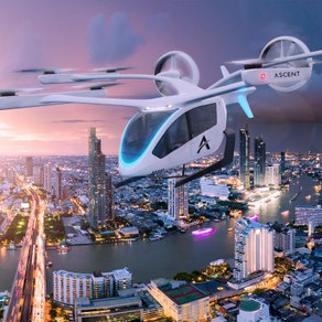 Eve Urban Air Mobility signs partnership with Ascent to accelerate Urban Air Mobility ecosystem