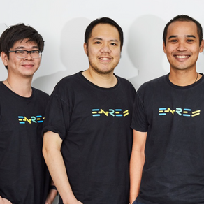 ENRESraises Pre Series-A round from BCPG and Expara (Thailand)
