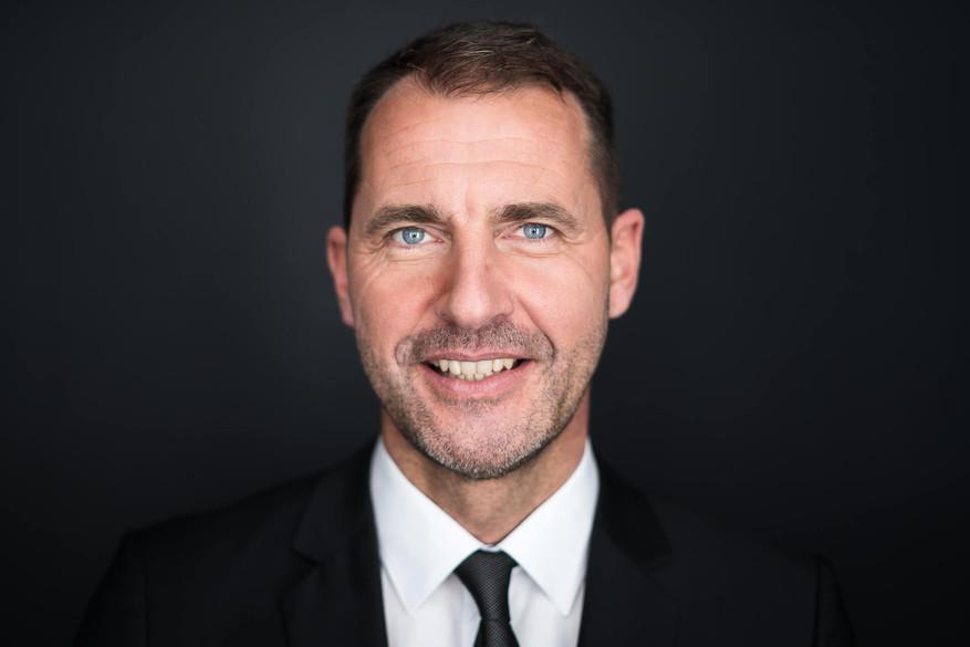 Business Portrait vom Fotografen
