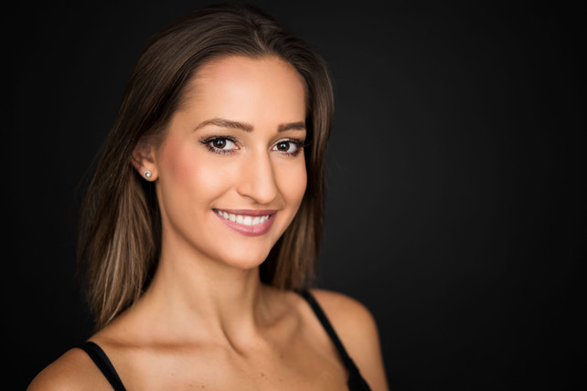 Beauty Portrait vom Profi Fotografen