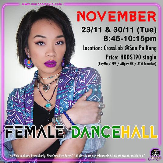 Femle Dancehall
