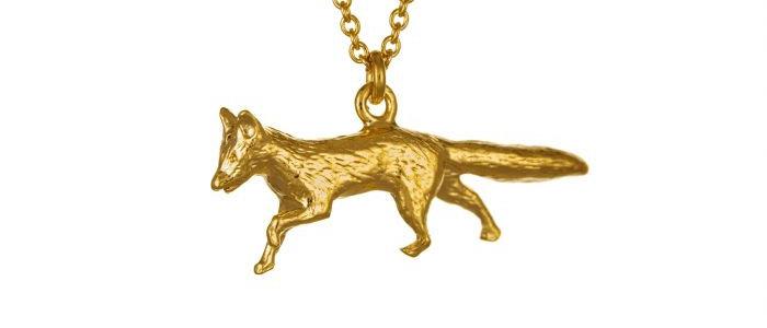 Prowling Fox Gold
