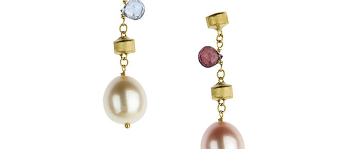 Paradise Pearl Earrings