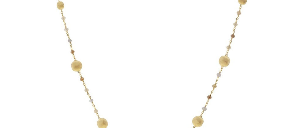 Africa Natural Diamond Necklace