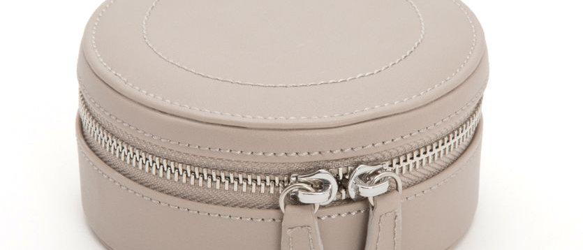 Sophia Mini Zip Case Mink