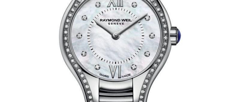Raymond Weil Ladies Noemia Diamond Bezel