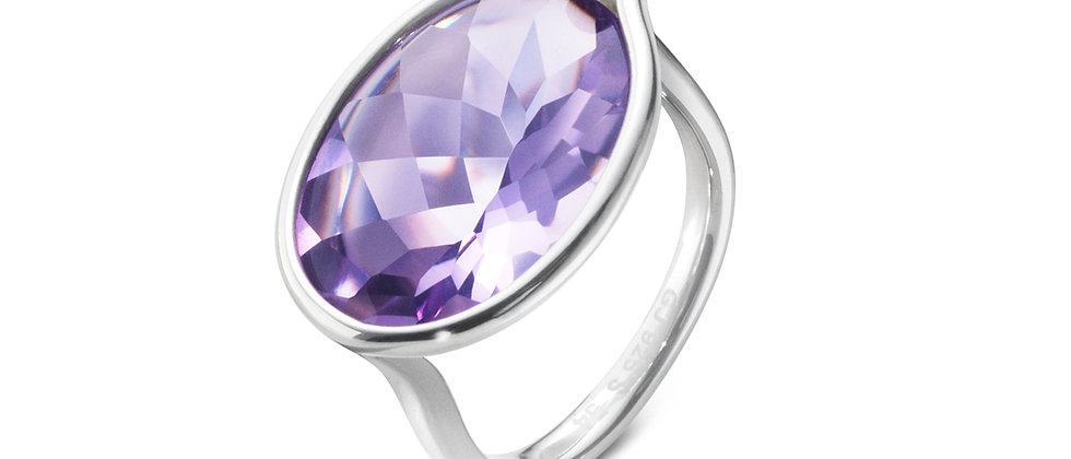 Savannah Amethyst Ring