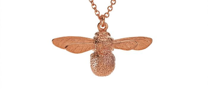 Baby Bee Rose Gold