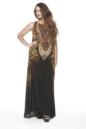 Itotia Drawstring Dress