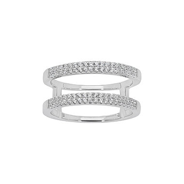 Twice as Nice Eternity Ring 4374S