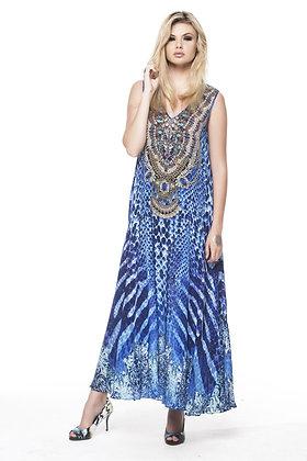 Nila Drawstring Dress
