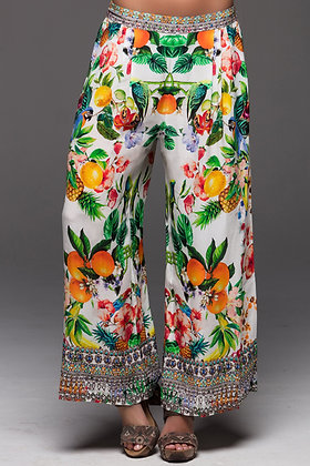 I Find You Very Appeeling Palazzo Pants