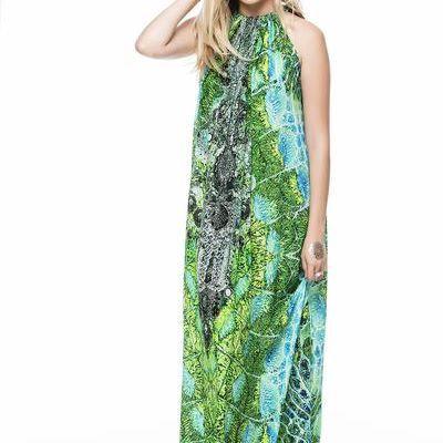 Fern Drawstring Dress