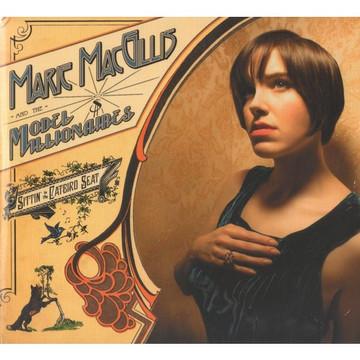 マリー・マクギリス Marie MACGILLIS / Sittin' in the Catbird Seat