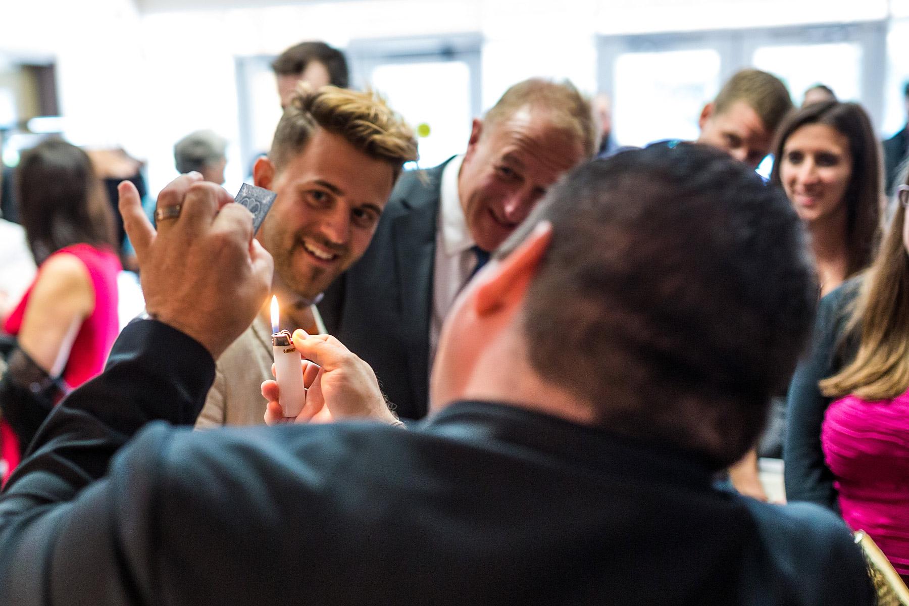 Wedding Reception Magic -June 2017