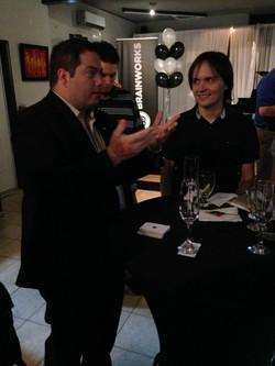 Table Magic Corporate Event
