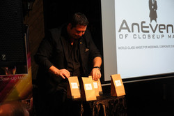 Moncton Hospital magic show