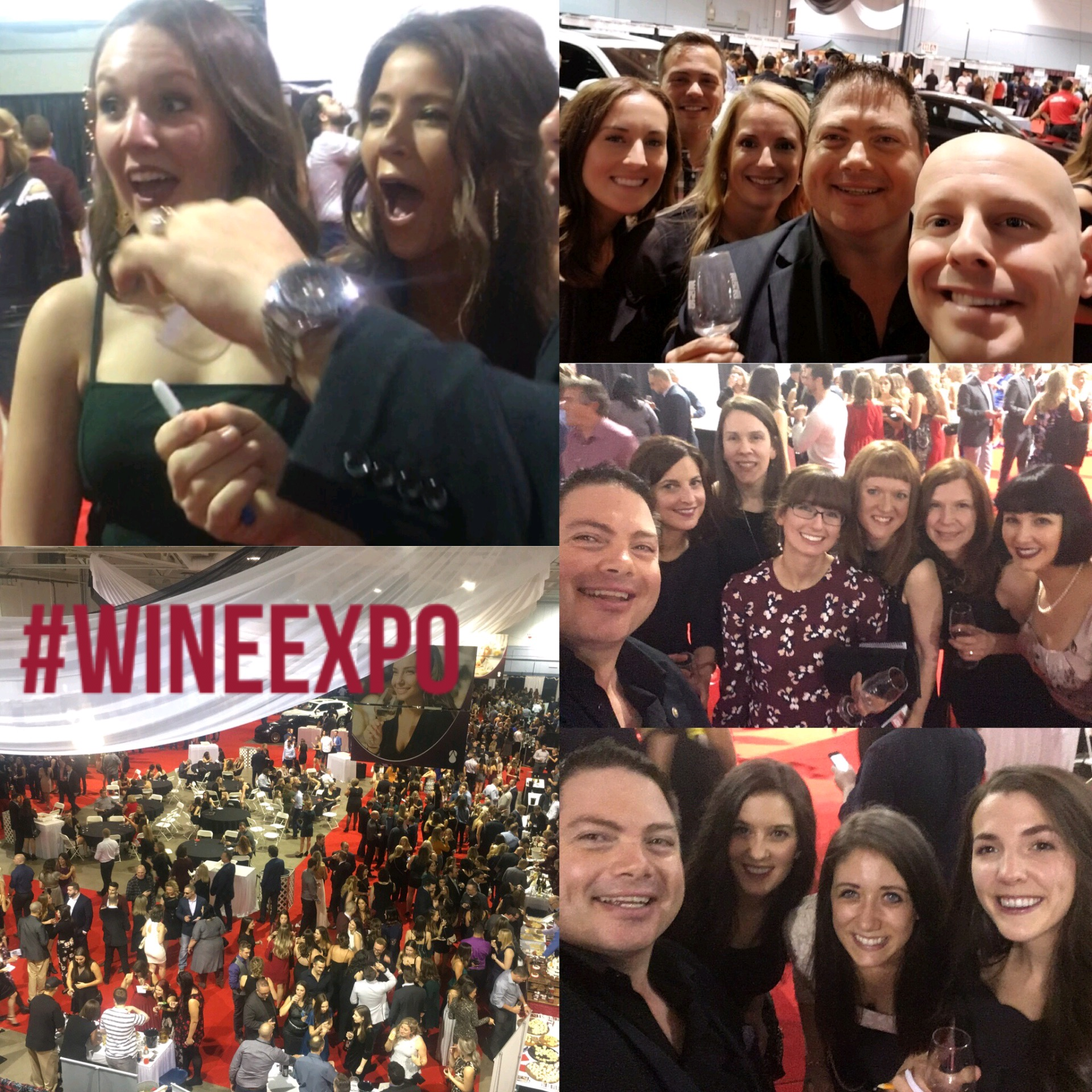 #WINEEXPO