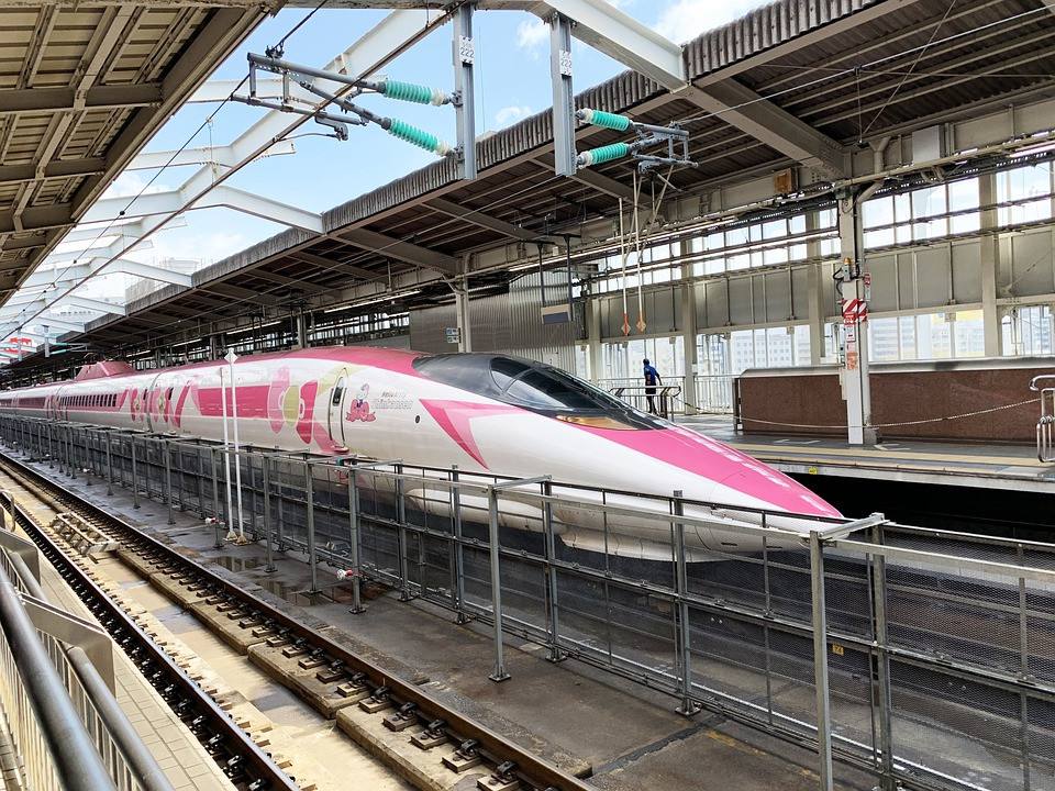 The nine Shinkansen lines take you in different directions around Japan