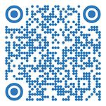 Codigo QR para acceder a la localización, en aplicación de mapas, de Hormigones Pastrana