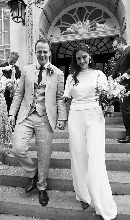 London Wedding Film Chelsea Old Town Hall