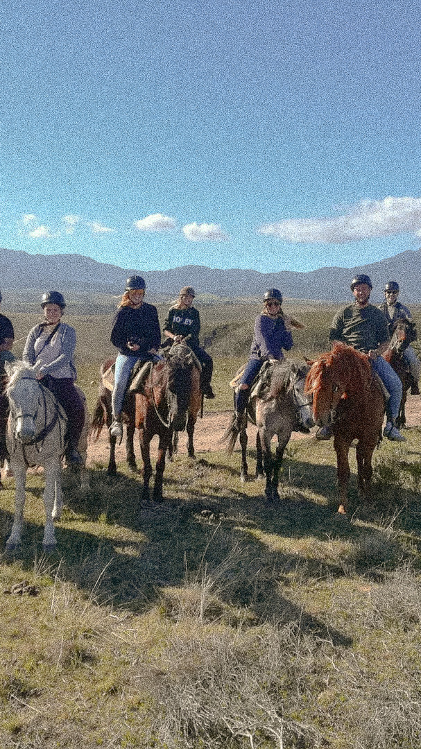 Horse Ride Tour, South Africa