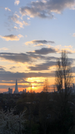 London Sunset Viewpoint