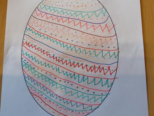 Wunderschöne Ostergrüße von den Schülern der Grundschule Ahlbeck