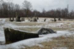 St. Ignatius Cemetery in Centralia, PA