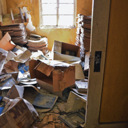 Records left in Slossfield