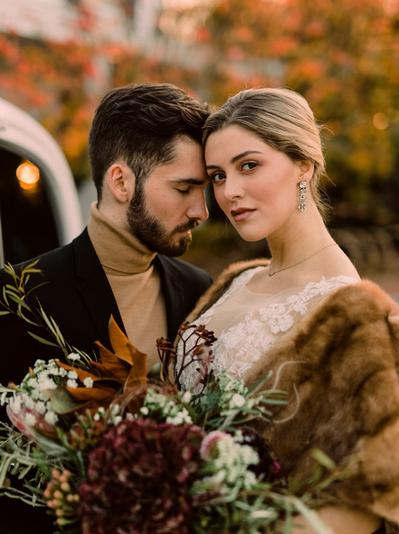 Hamptons Wedding Photoshoot
