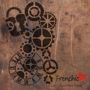Steampunk Stencil