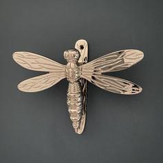 Dragonfly - Nickel Finish