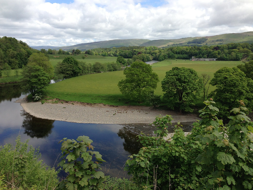 Ruskins View Kirkby Lonsdale B&B