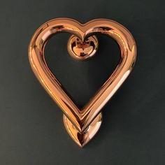 Love Heart - Rose Gold