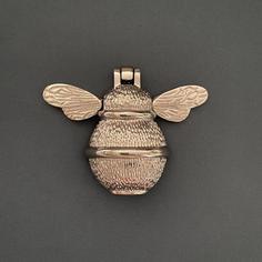 Bumble Bee - Nickel Finish