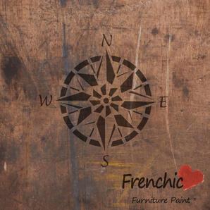 Compass Point Stencil