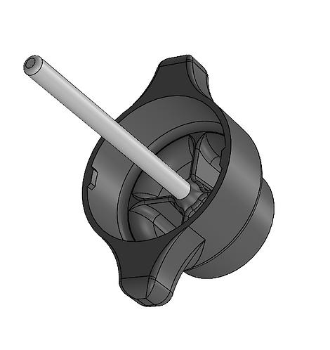 ASA Short Fuel Tester Cap