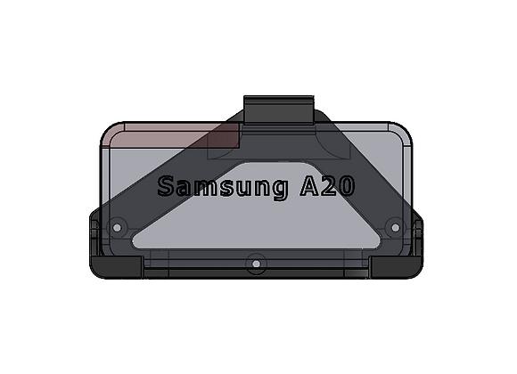Samsung A20 Horizontal Orientation