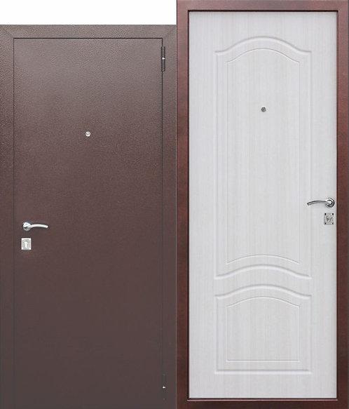 Входная дверь Dominanta 1 Замок БЕЛЫЙ ЯСЕНЬ
